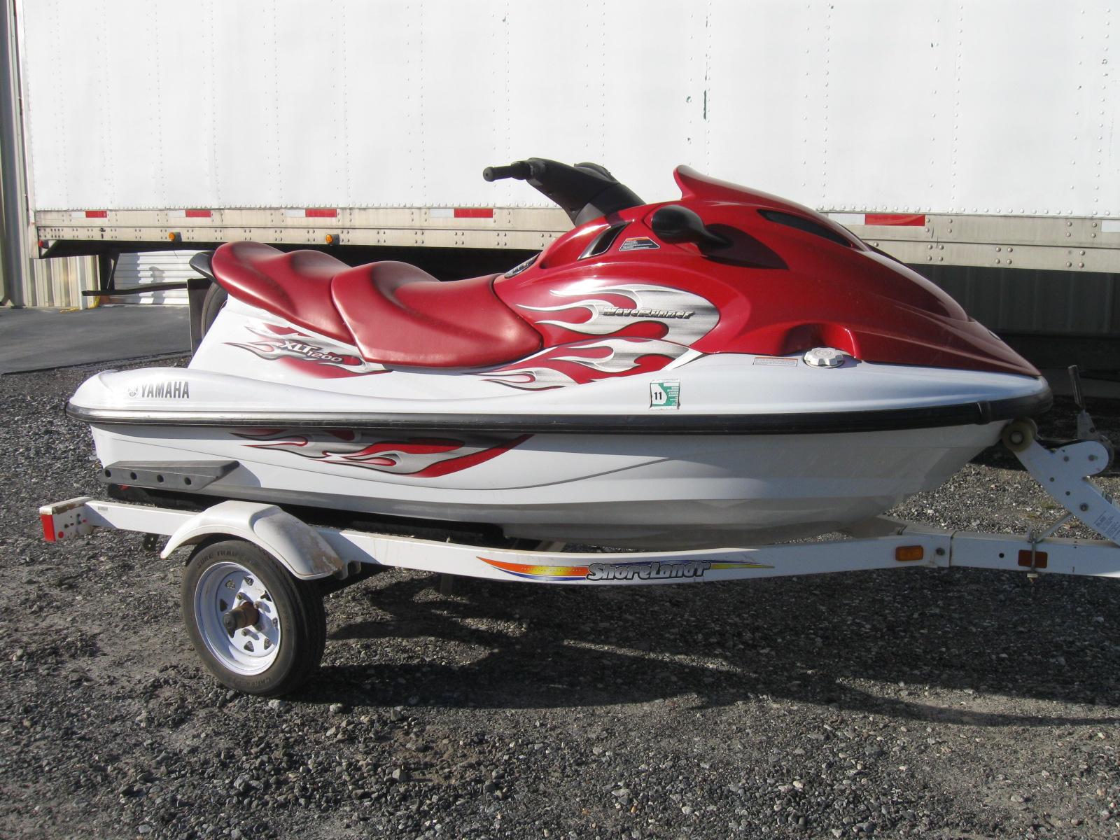 Waverunner 500 manual