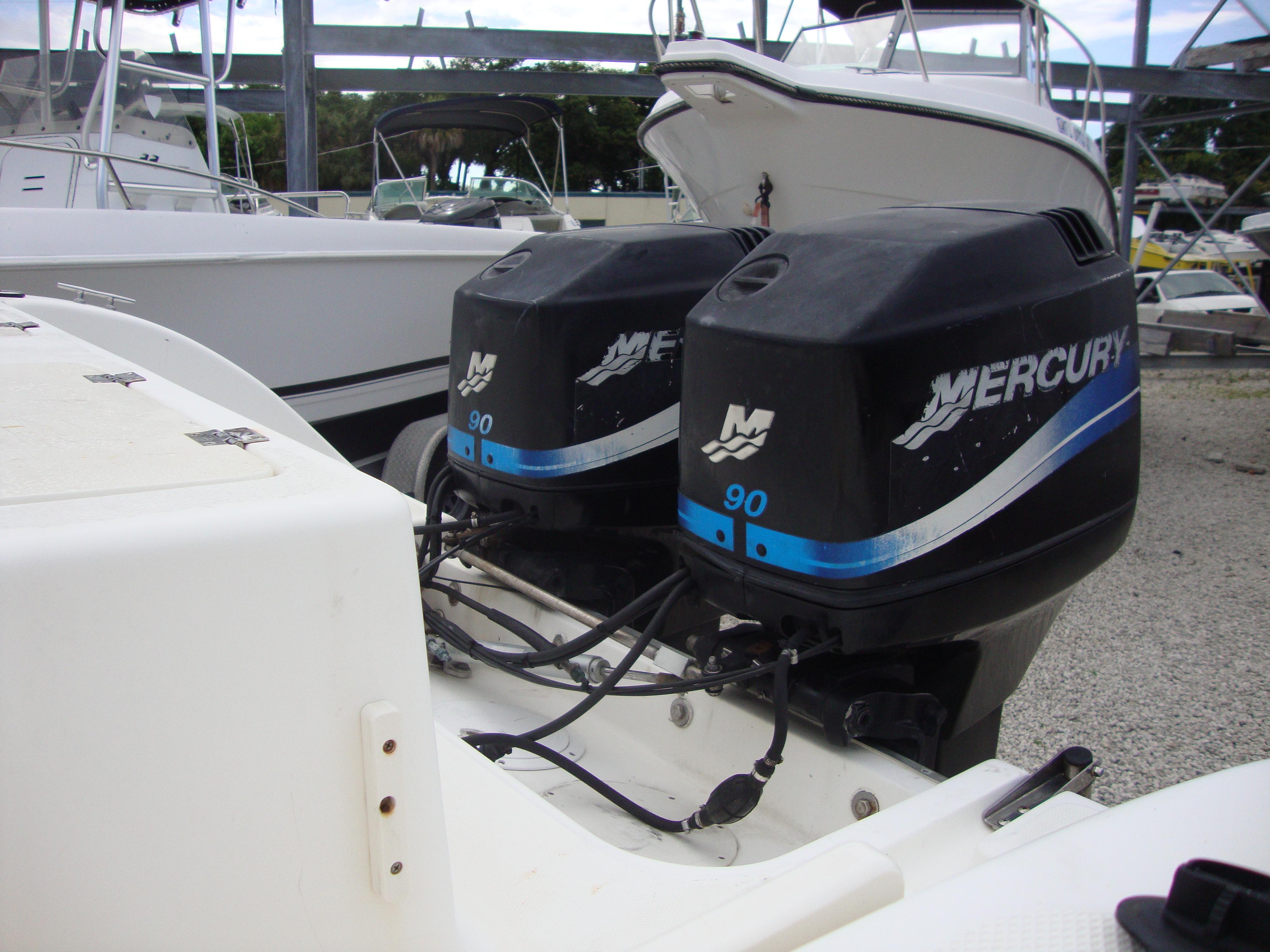 2002 Sea Fox 230 WA 24 Walkaround Used -Good - AvidBoater com